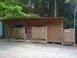 グリーンビュー丸山 オートキャンプ場トイレ