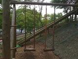 グリーンビュー丸山 オートキャンプ場遊具7