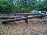 グリーンビュー丸山 オートキャンプ場遊具6