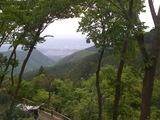 グリーンビュー丸山 オートキャンプ場の景色
